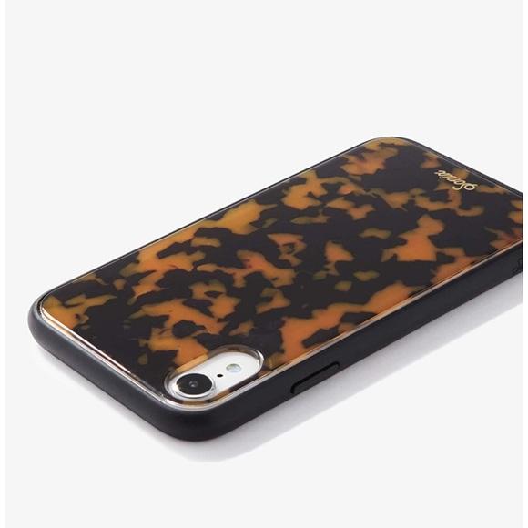 Sonix Brown iPhone XR Tortoiseshell Case
